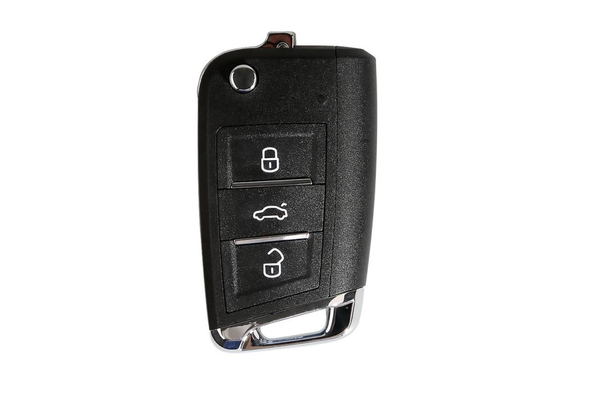 Универсальный смарт ключ XS серии MQB | VVDI-Key-XS010 | KEY24.ru